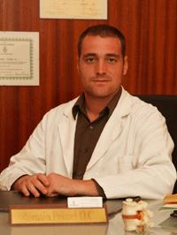Docteur Romain Peissel , chiroprpacteur