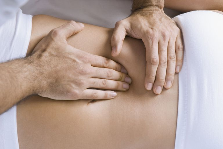 le traitement du dos du chiropracteur