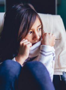 enfant, émotions et chiropractie